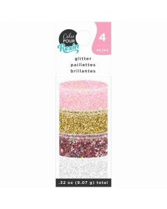 Warm Glitter Set - Color Pour Resin - American Crafts*
