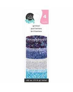 Geode Glitter Set - Color Pour Resin - American Crafts*