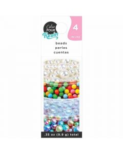 Colorful Beads - Color Pour Resin - American Crafts*