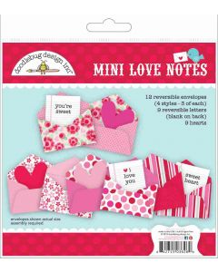 Love Birds Mini Love Notes