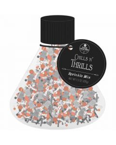 Chills & Thrills Halloween Sprinkle Mix - Food Crafting - American Crafts*