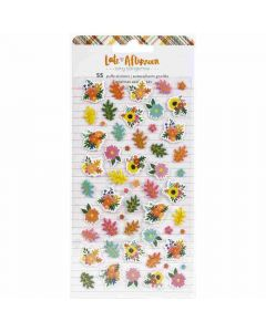 Late Afternoon Mini Puffy Stickers - American Crafts*