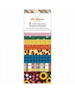 Late Afternoon Washi Tape - American Crafts*