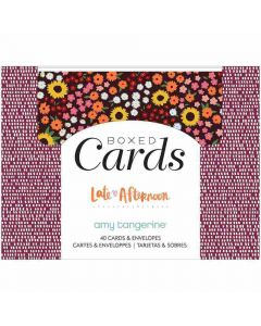 Late Afternoon Boxed Cards - American Crafts*