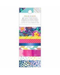 Go the Scenic Route Washi Tape, Navy Foil - American Crafts*