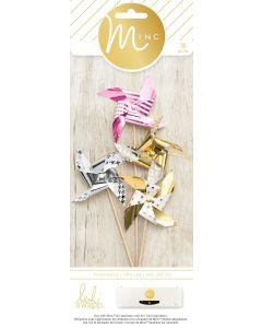 Minc Pinwheels by Heidi Swapp packaging
