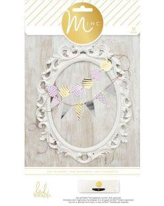 Minc Mini Banners by Heidi Swapp packaging