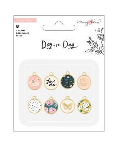 Day-to-Day Charms - Crate Paper*