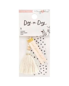 Banner Charm Bookmark - Day-to-Day - Crate Paper*