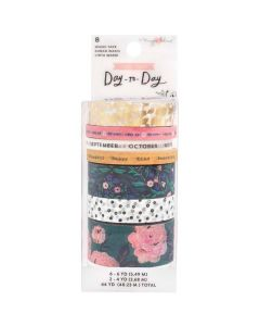 Calendar Washi Tape - Day-to-Day - Crate Paper*