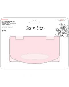 Adjustable Planner Punch Board - Day-to-Day - Crate Paper*