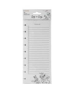 Day-to-Day Shopping & To Do List - Crate Paper*