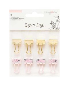Day-to-Day Binder Clips - Crate Paper*