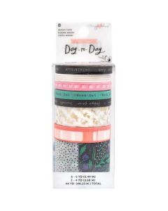 Daily Washi Tape - Day-to-Day - Crate Paper*