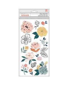 Fresh Bouquet Thickers - Crate Paper