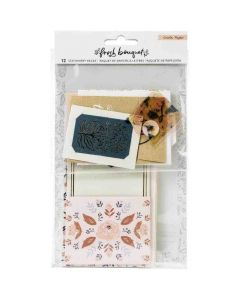 Fresh Bouquet Stationery Pack - Crate Paper