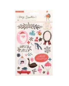 Hey, Santa Sticker Book - Crate Paper*