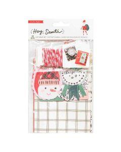 Hey, Santa Gift Wrap Set - Crate Paper*