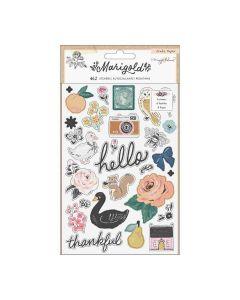 Marigold Sticker Book - Crate Paper*