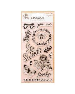 Marigold Acrylic Stamps - Crate Paper*