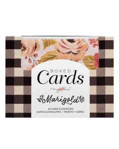 Marigold Boxed Cards - Crate Paper*