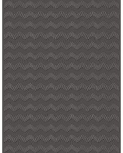 Embossing Folder Dotted Chevron