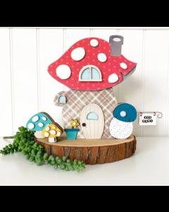 Zuhause Gnome Home - Foundations Decor