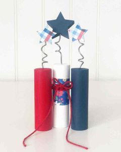 Celebration Firecrackers Unfinished Wood Craft - Home - Foundations Decor