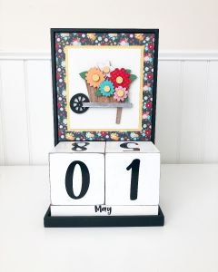 May: Mother's Day - Block Countdown - Foundations Decor