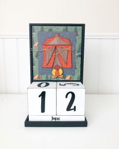 June: Father's Day - Block Countdown - Foundations Decor