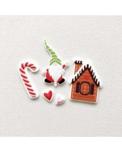 Home for Christmas Silicone Pieces - Renne Looney - Fancy Pants Designs