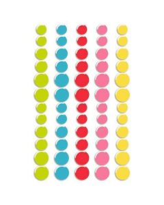 Cake Smash Puffy Dots - Fancy Pants Designs