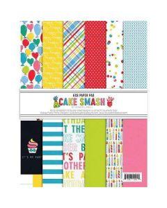 "Cake Smash 6"" x 8"" Paper Pad - Fancy Pants Designs"