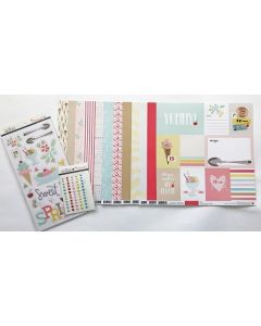 A Cherry On Top Collection Kit - Fancy Pants Designs