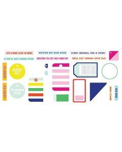 Vitamin Sea Tags - Renne Looney - Fancy Pants Designs