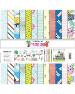 Vitamin Sea Collection Kit - Renne Looney - Fancy Pants Designs