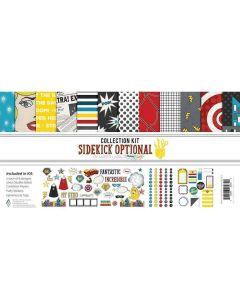Sidekick Optional Collection Kit - Amber Labau - Fancy Pants Designs