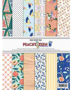 """Peachy Keen 6"""" x 8"""" Paper Pad - Foundations Decor*"""
