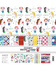 Hometown Summer Collection Kit - Renne Looney - Fancy Pants Designs