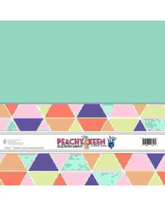 """Peachy Keen 12"""" x 12"""" Cardstock Pack - Foundations Decor*"""