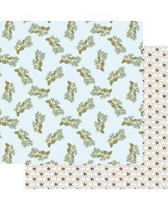 "Fresh Air 12"" x 12"" Paper - Lake Life - Fancy Pants Designs"