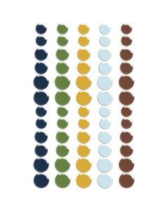Lake Life Enamel Dots - Fancy Pants Designs