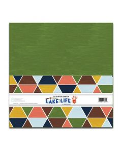 Lake Life Solids Cardstock Pack- Fancy Pants Designs