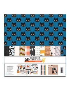 """A Little Scary 12"""" x 12"""" Collection Kit - Fancy Pants Designs"""