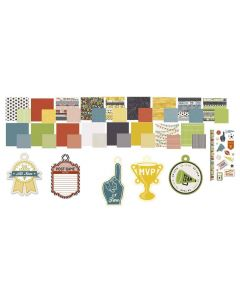 product view of Game Day Paper Kit (37 Pieces) - We R