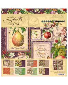 Fruit & Flora Collection Pack - Graphic 45*