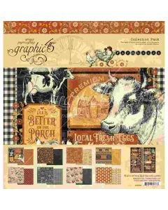Farmhouse Collection Pack - Graphic 45*