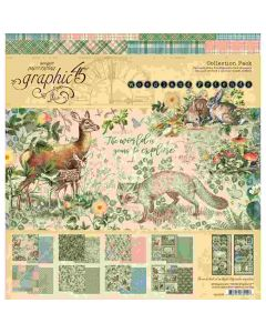 Woodland Friends Collection Pack - Graphic 45