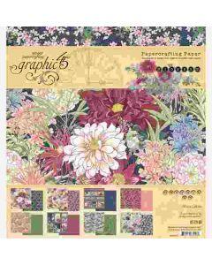 "Blossom 8"" x 8"" Paper Pad - Graphic 45*"