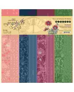 Blossom Patterns & Solids - Graphic 45*